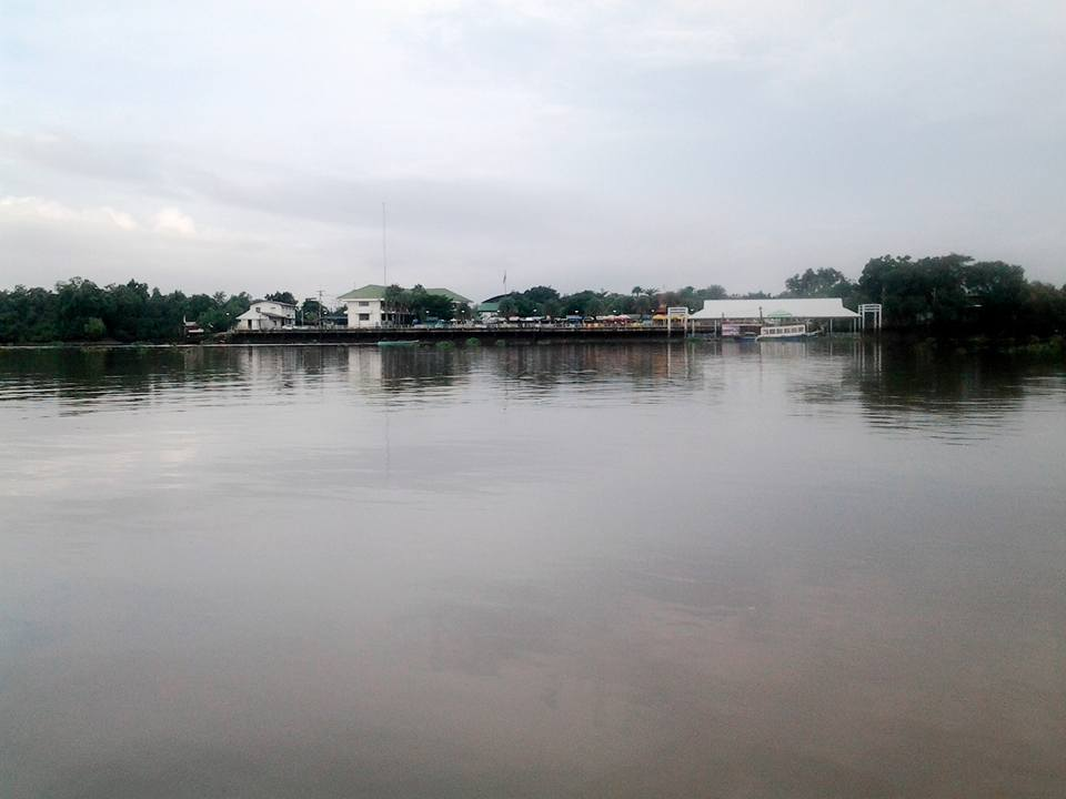 เทศกาลตกกุ้งแม่น้ำบางปะกง