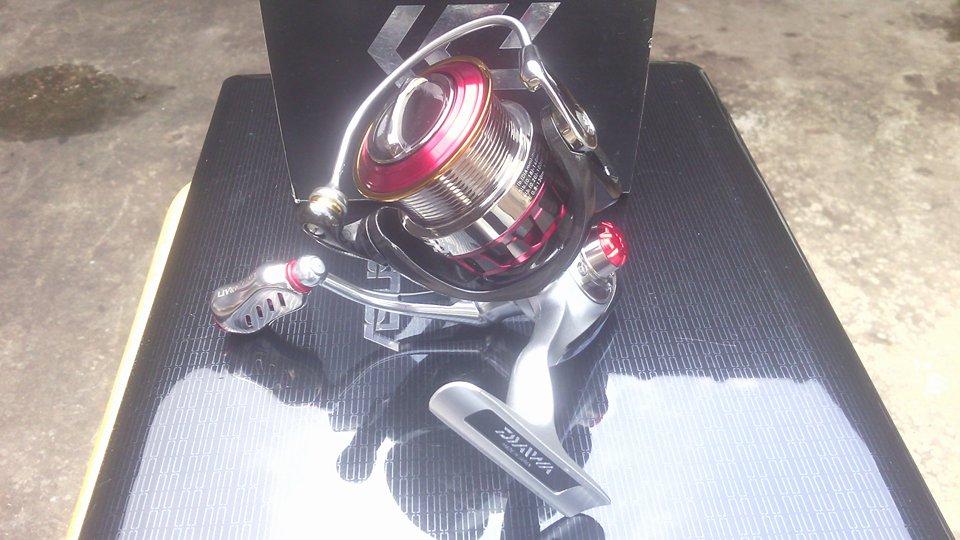 Daiwa Ignis 2505 Type R