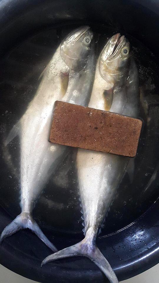 มาทำปลาสละหอมกัน (เค็ม)