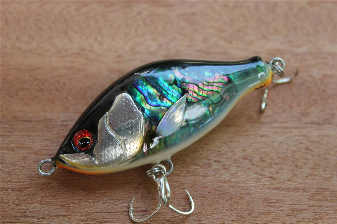 witbang Handmade Lures Made in Thailand 10/11/2016
