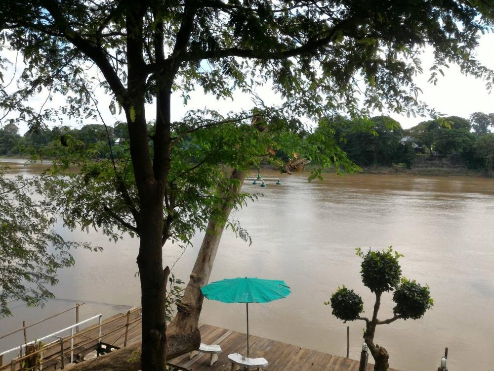 กอบสินโฮมสเตย์ แม่น้ำแม่กลอง ราชบุรี มีปลาอะไรบ้างครับ
