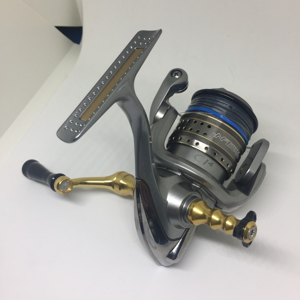 •••• 50 shades of Passion : Shimano Twinpower MG ••••