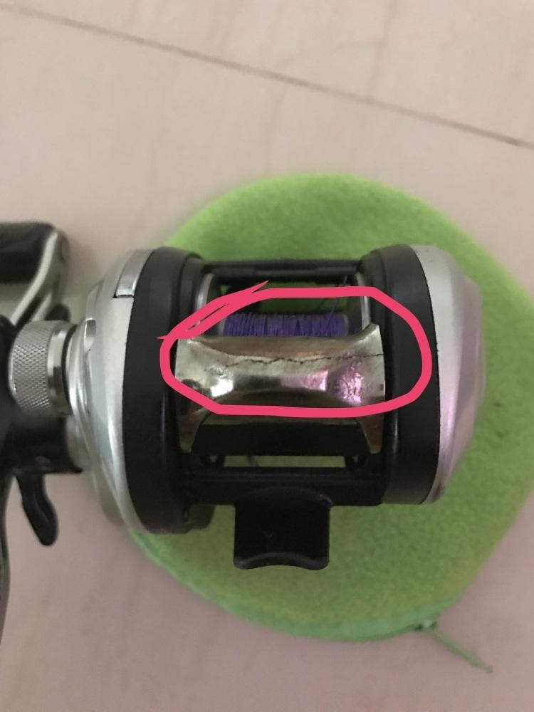 ไดอะแกรมของรอกAbu silver max3 (หมุนซ้าย)