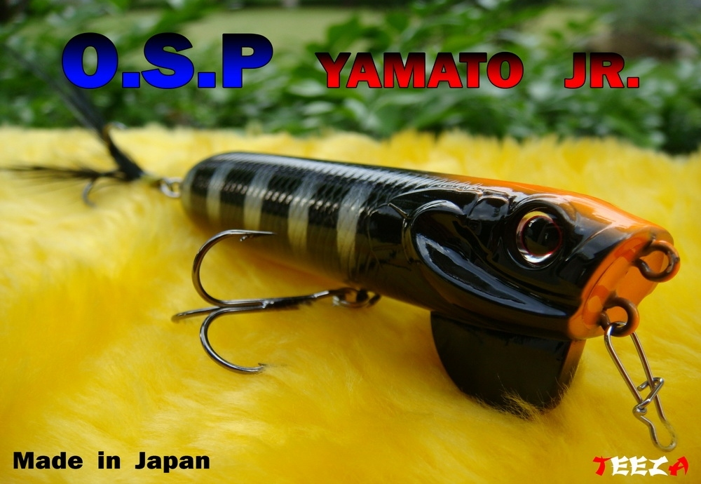 ***  TEEZA  ***  Show  !!  O.S.P  YAMATO  JR.  PBF - 03T.N  Made  in  Japan  !!