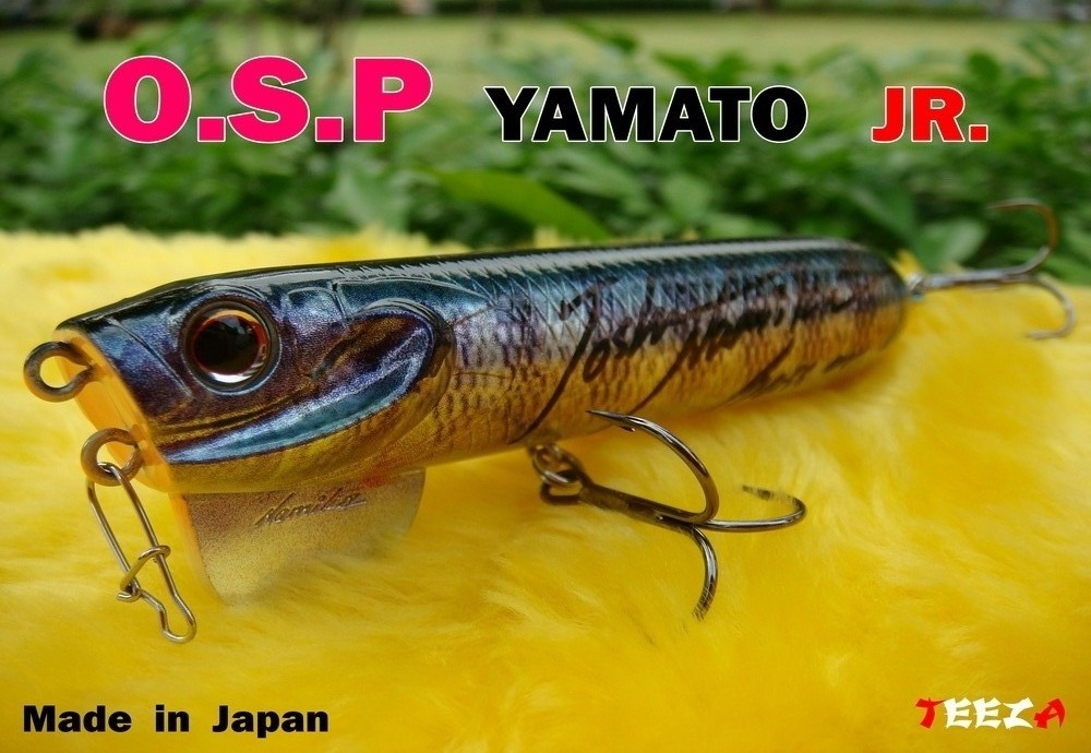 ***  TEEZA  ***  Show  !!  O.S.P  YAMATO  JR.  PMS45  Made  in  Japan  !!