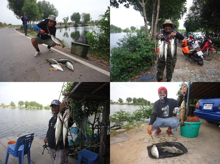 #บ่อตกปลาเจ้เพ็ญ#