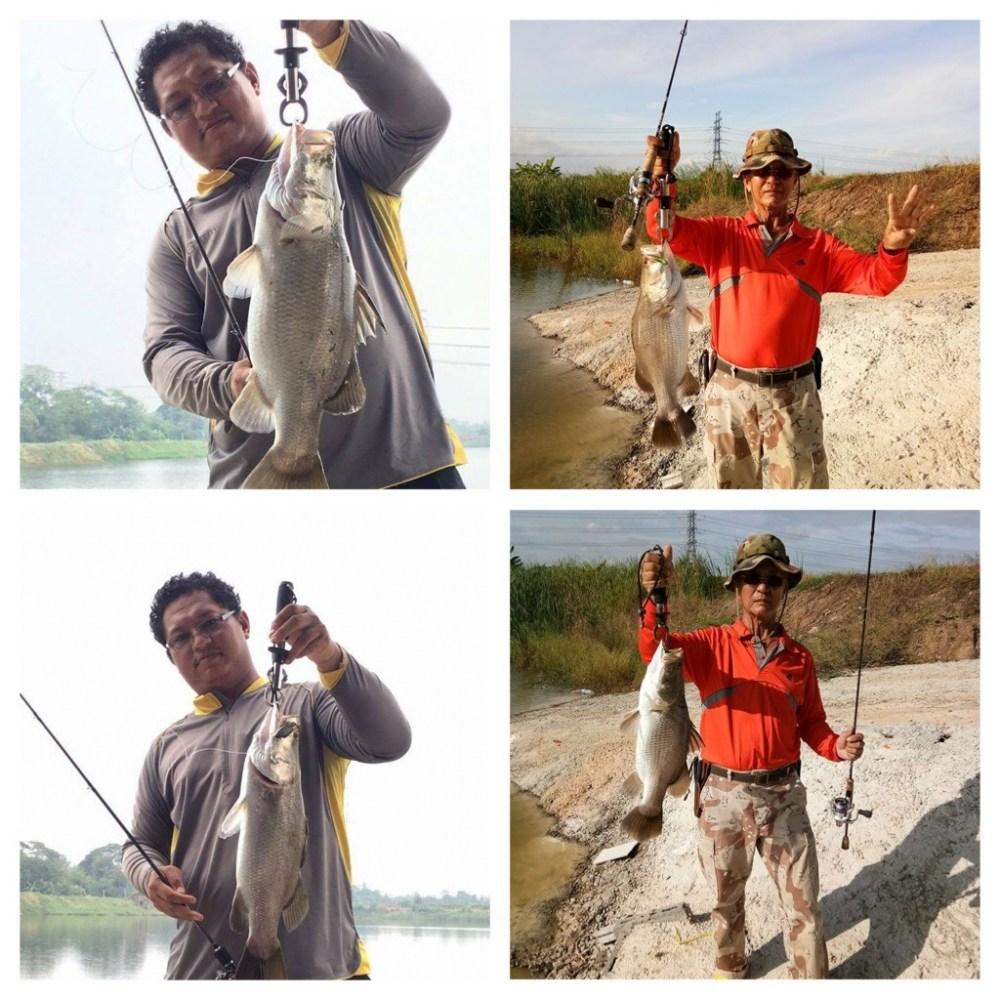 เตรียมพบกับทริปตกปลากระพงกึ่งธรรมชาติต้นเดือนมีนาคม 2560