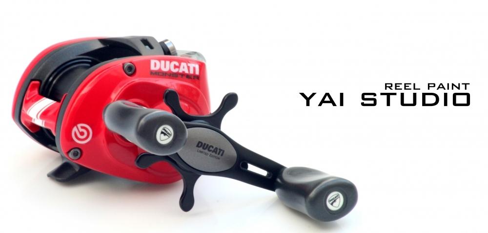 Y>Alphas DUCATI Limited  By Yai Reelpaint <Y