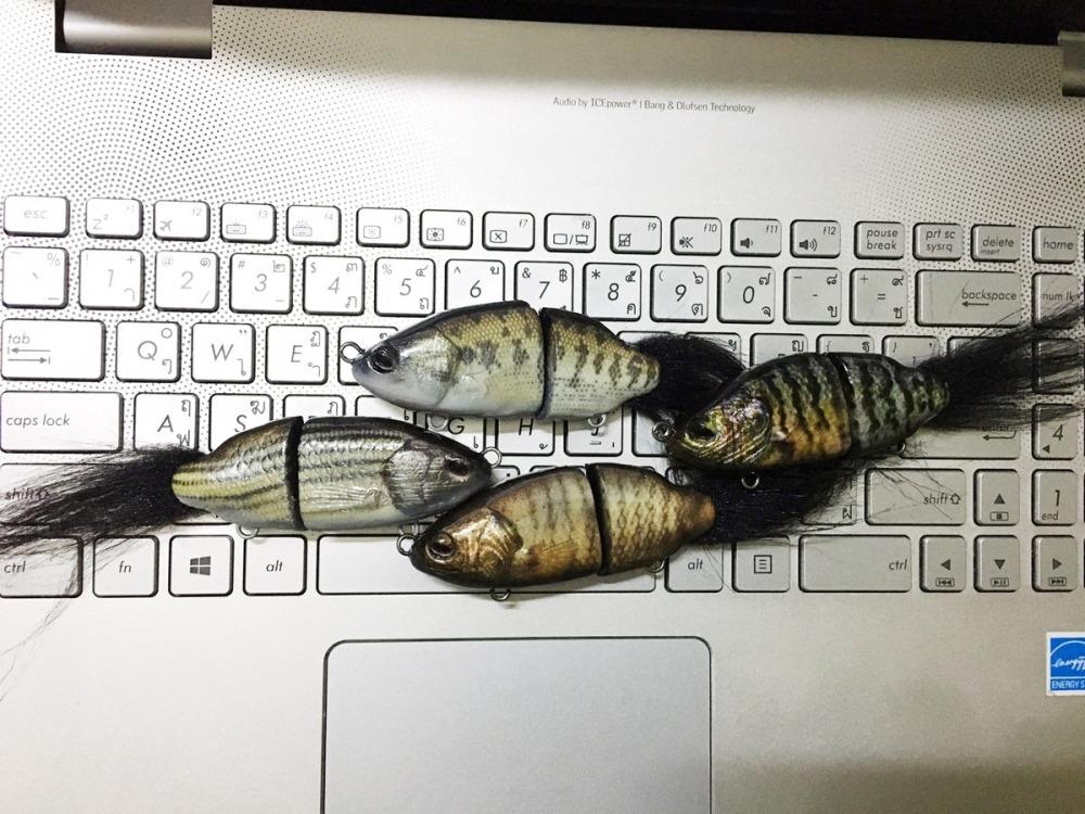 @ ,, ปลาหมอ ,, @