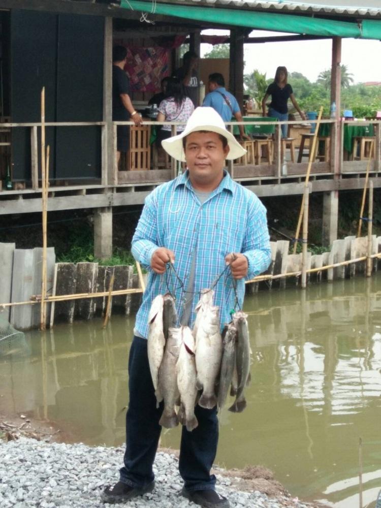 กะพงบุฟเฟ่ร์ K.B. fishing ลงปลาแล้วนะคับ