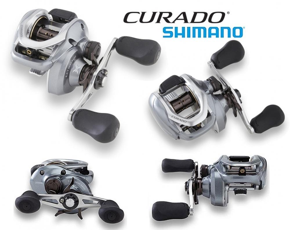 ถามเรื่องรอก Shimano Curado