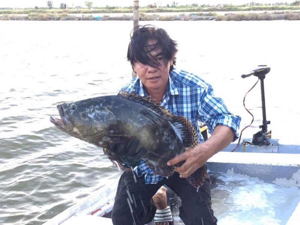 เอาอีกแล้วนะลุงน้อย ลงปลาแบบนี้ขอสตั้นท์ 3วิ