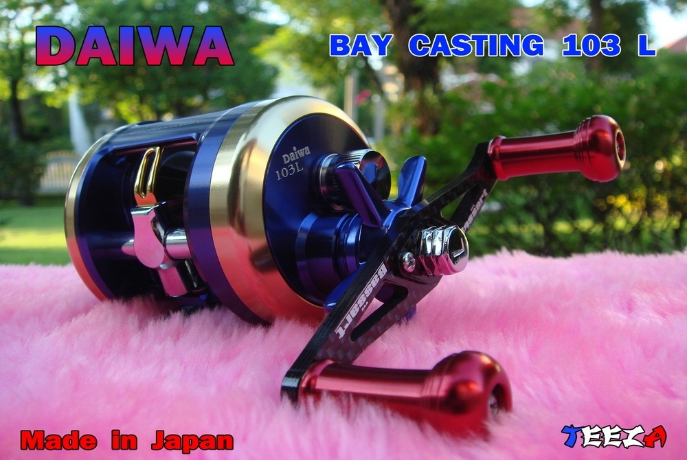 ***  TEEZA  ***  Show  !!  BAY  CASTING  103  L  CUSTOMIZE  Made  in  Japan  !!