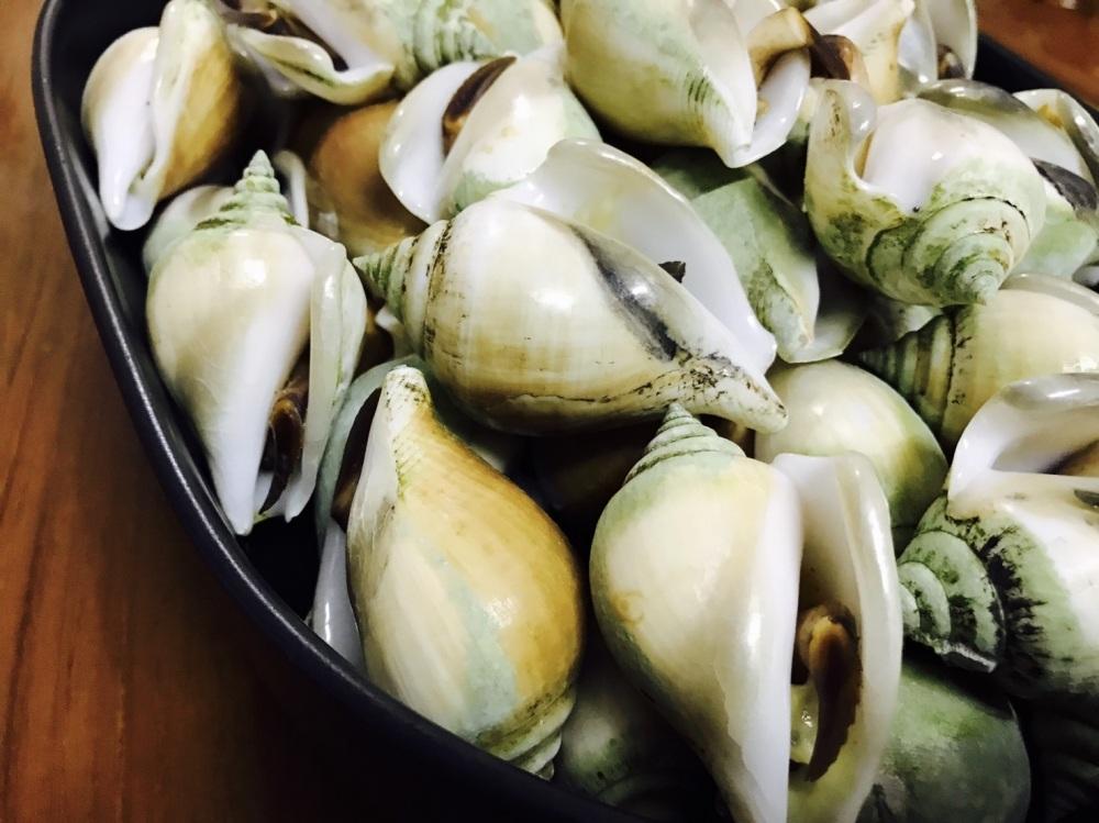 หอยชักตีนลวก