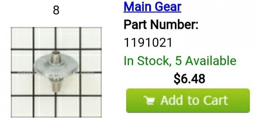 ถามหาอะไหล่ penn sargus7000