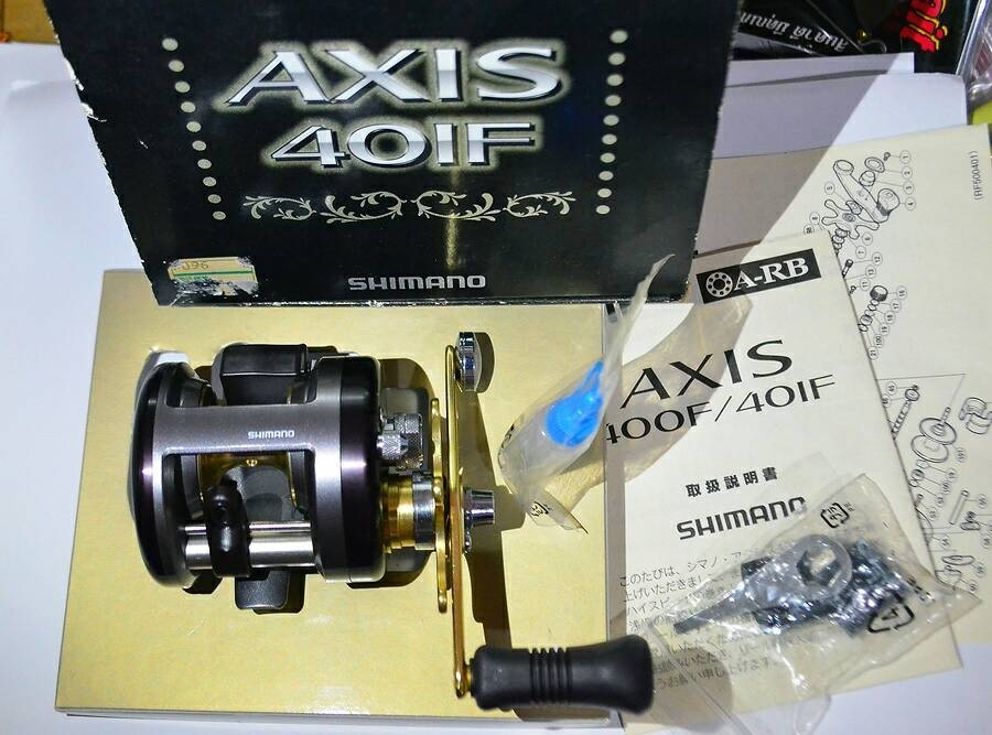 Axis 401 F