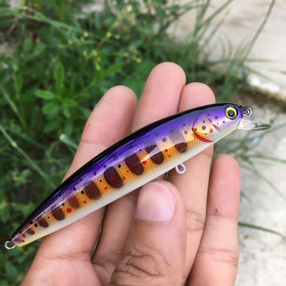 Minnow 95 mm.