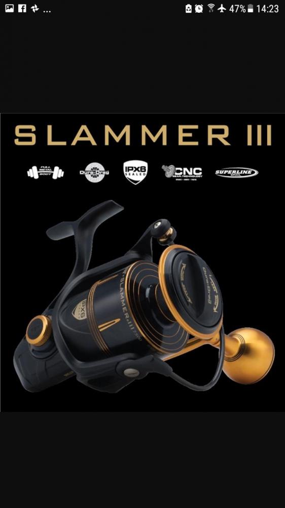รอก Penn Slammer 3 ใช้งานดีใหมครับ