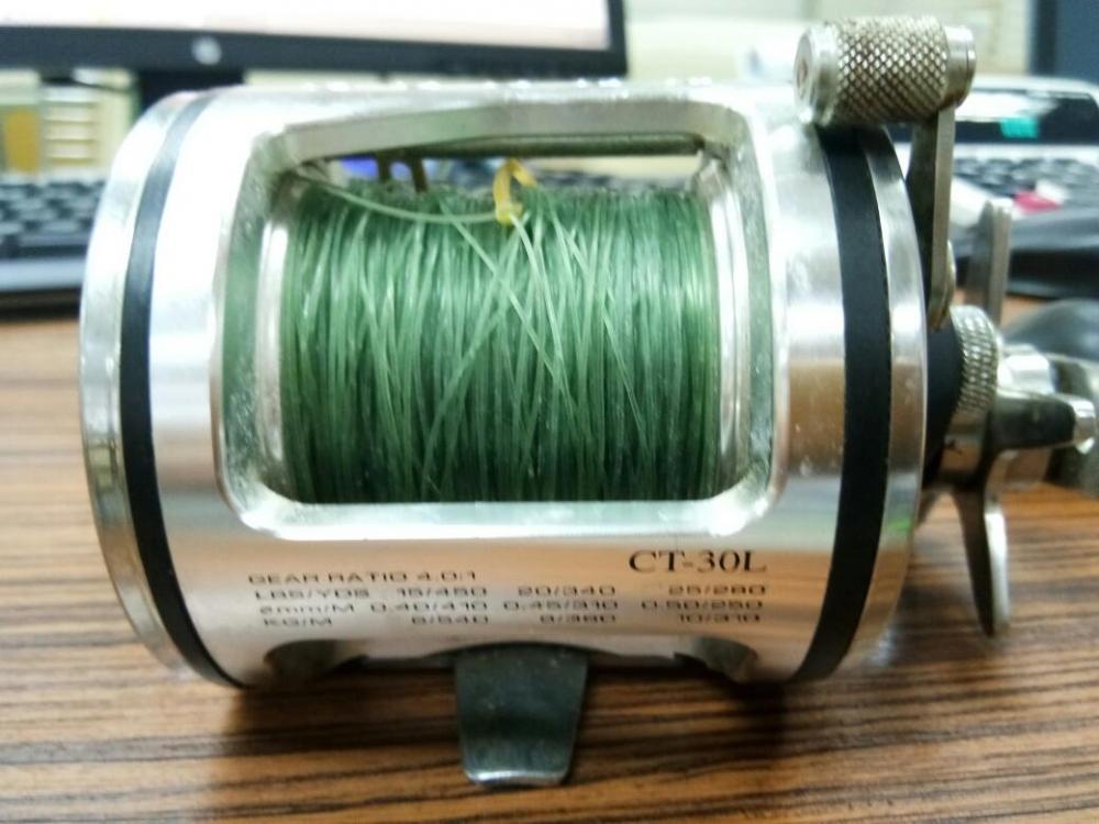 เสียงเวลาตี รอก okuma catalina ct-30