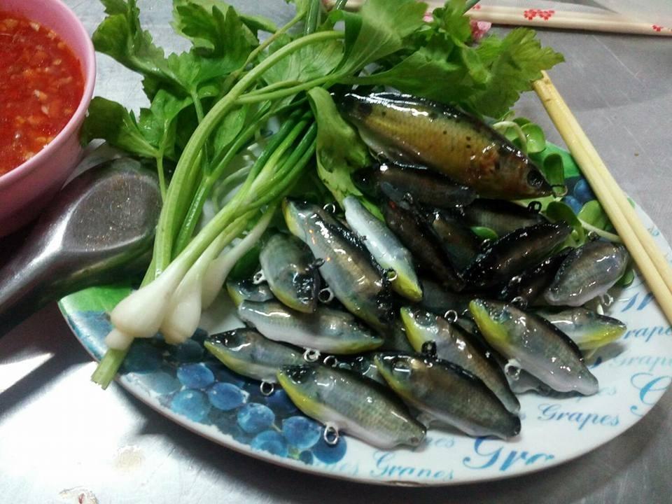 กินปลาดิบกัน