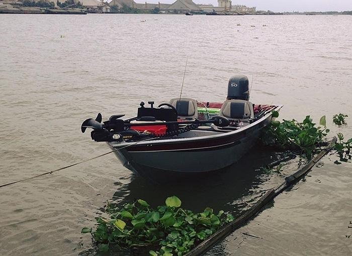 บริการเรือเร็วตกปลาเจ้าพระยา