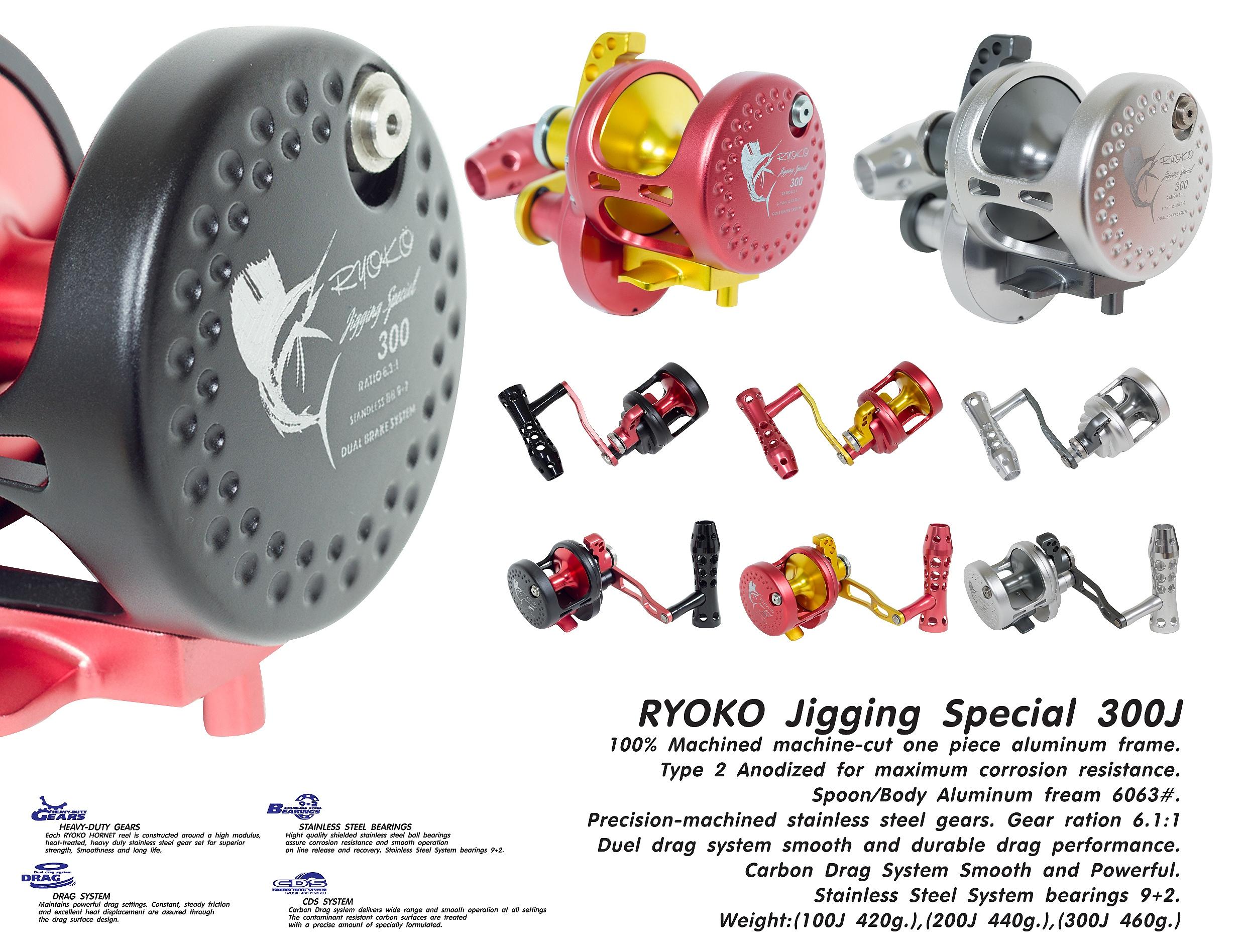 Ryoko Jigging Special 2017 300R