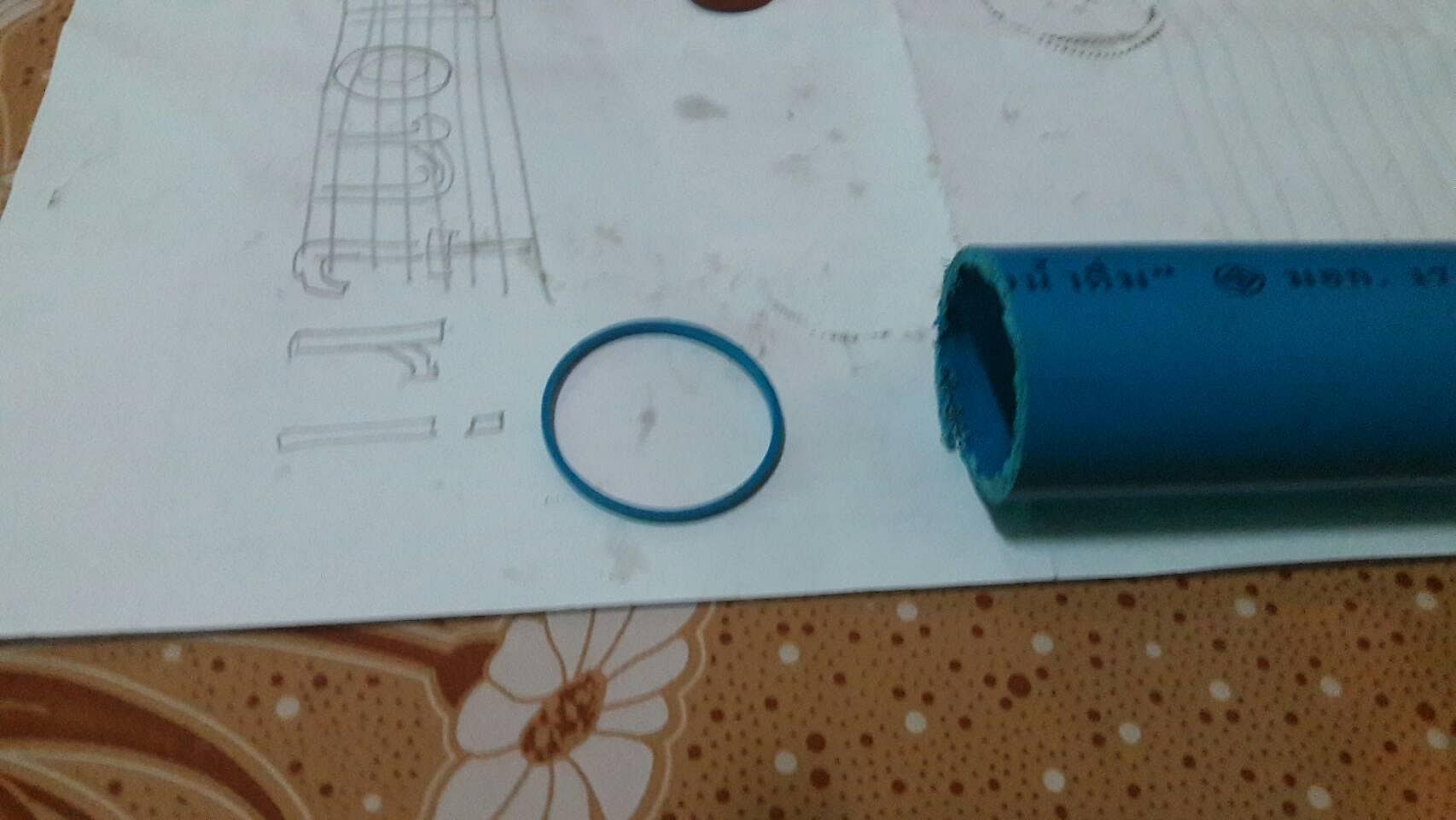 ผ่ารอกหยดน้ำ zero R อัพเกรด (แบบงูๆปลาๆ) 2/2