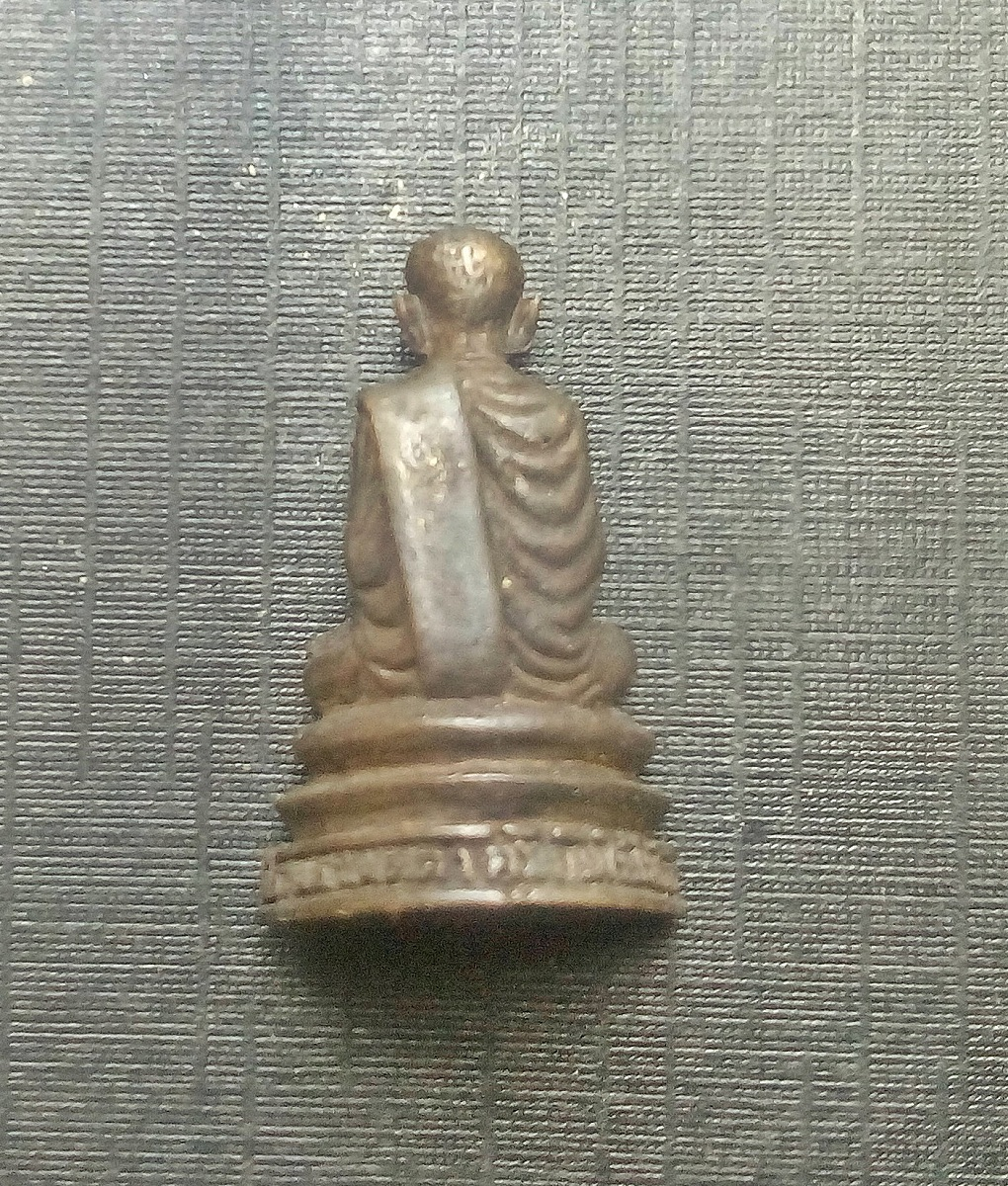รูปหล่อสมเด็จพระพุฒาจารย์ ( โต พรหมรังษี )