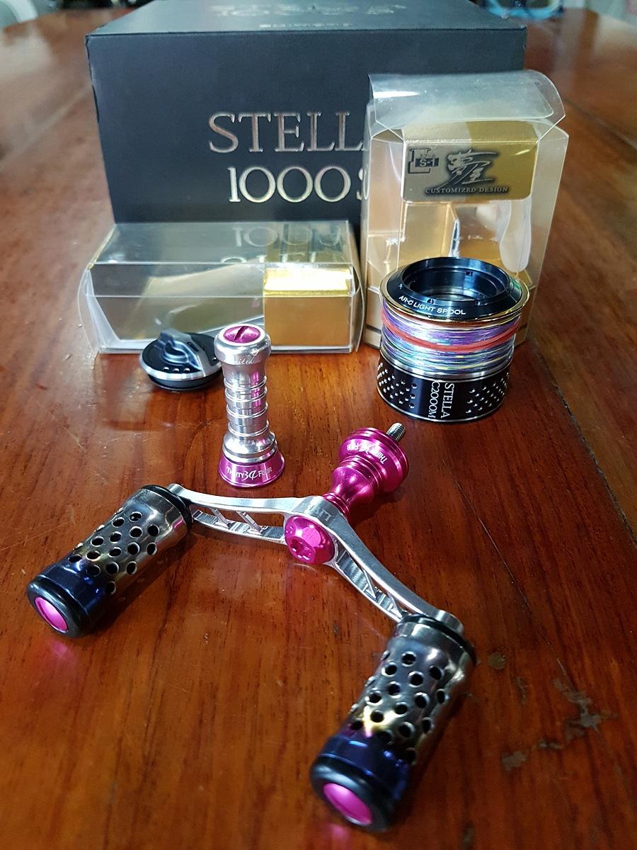 STELLA black/pink floyd