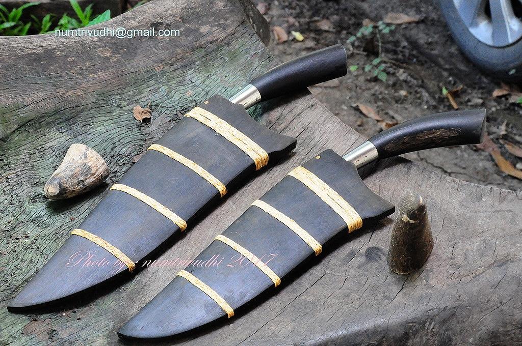 มีดเหน็บหุบกระทิง หนึ่งในตำนานมีดเหน็บไทย