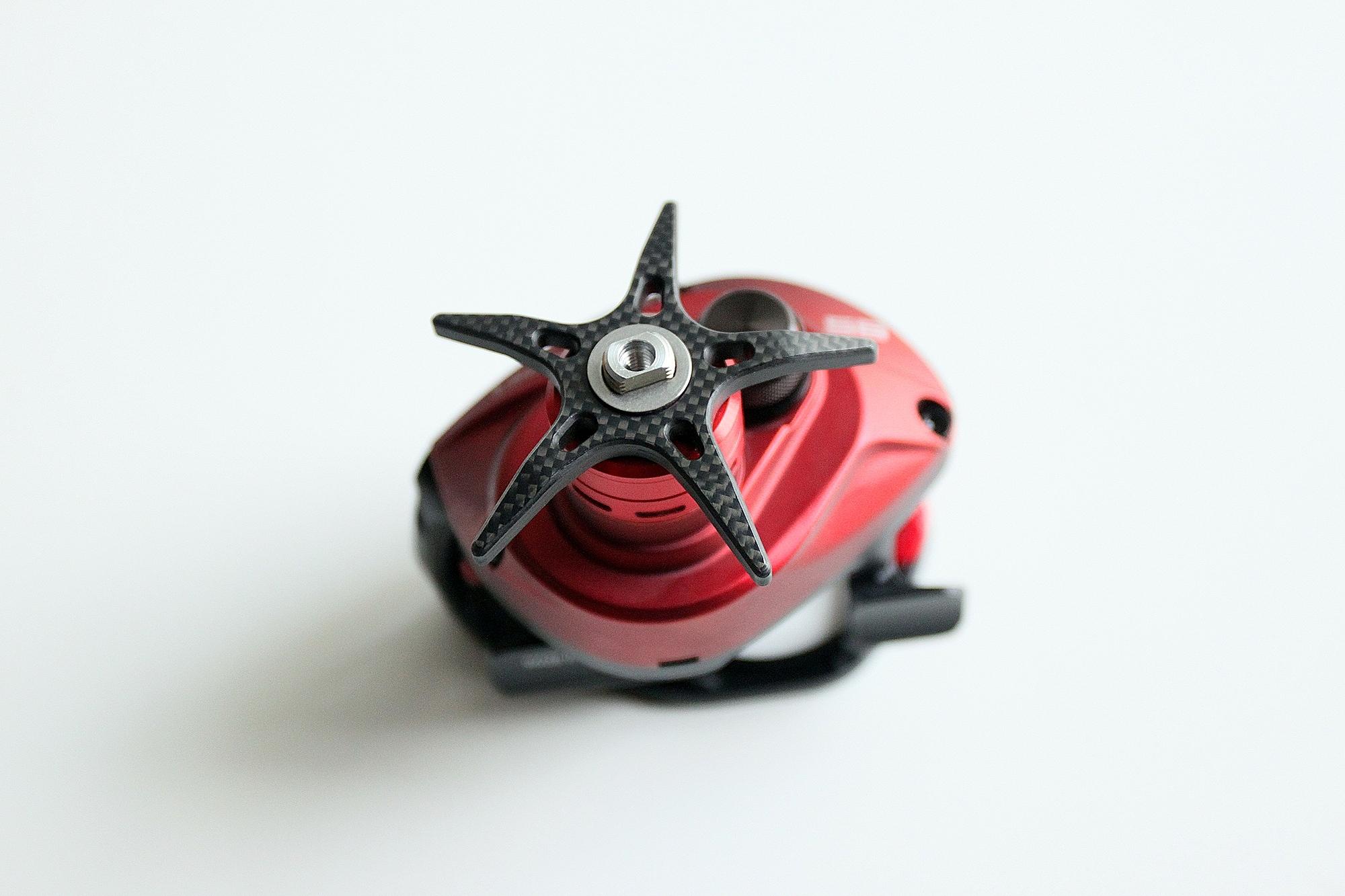 ► Alphas Air 32mm แต่งแดง By น้องเต้ ◄