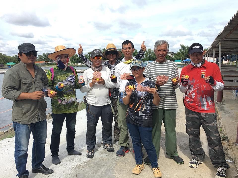 บ่อVIPปิดบุฟเฟ่ต์ เปิดทริปเอามันส์vipหมอ เก๋า ปลา205 ตัว(ปลาใหม่ทั้งหมด) รับ40คน