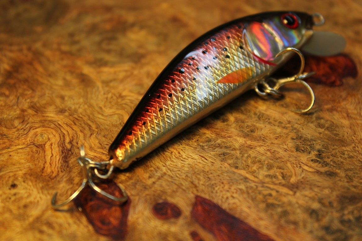 Handmade Lure Thailand by Witbang