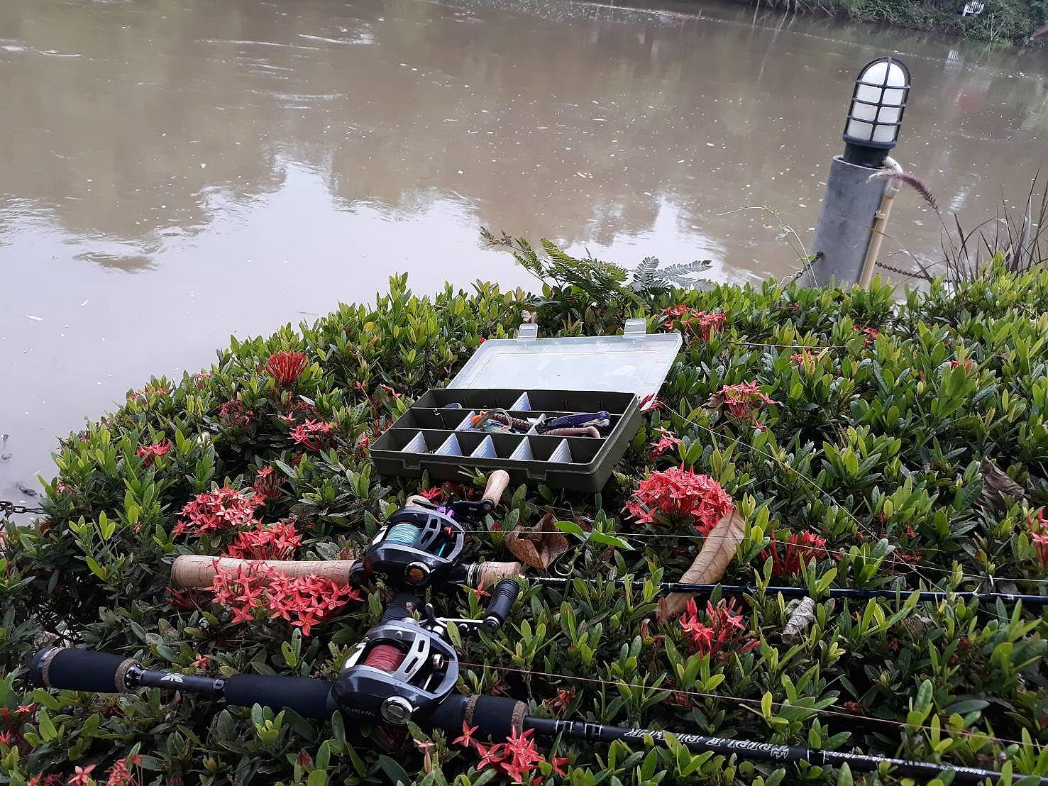 พักกายพักสมองพักใจ ที่สุพรรณ...แม่น้ำท่าจีน