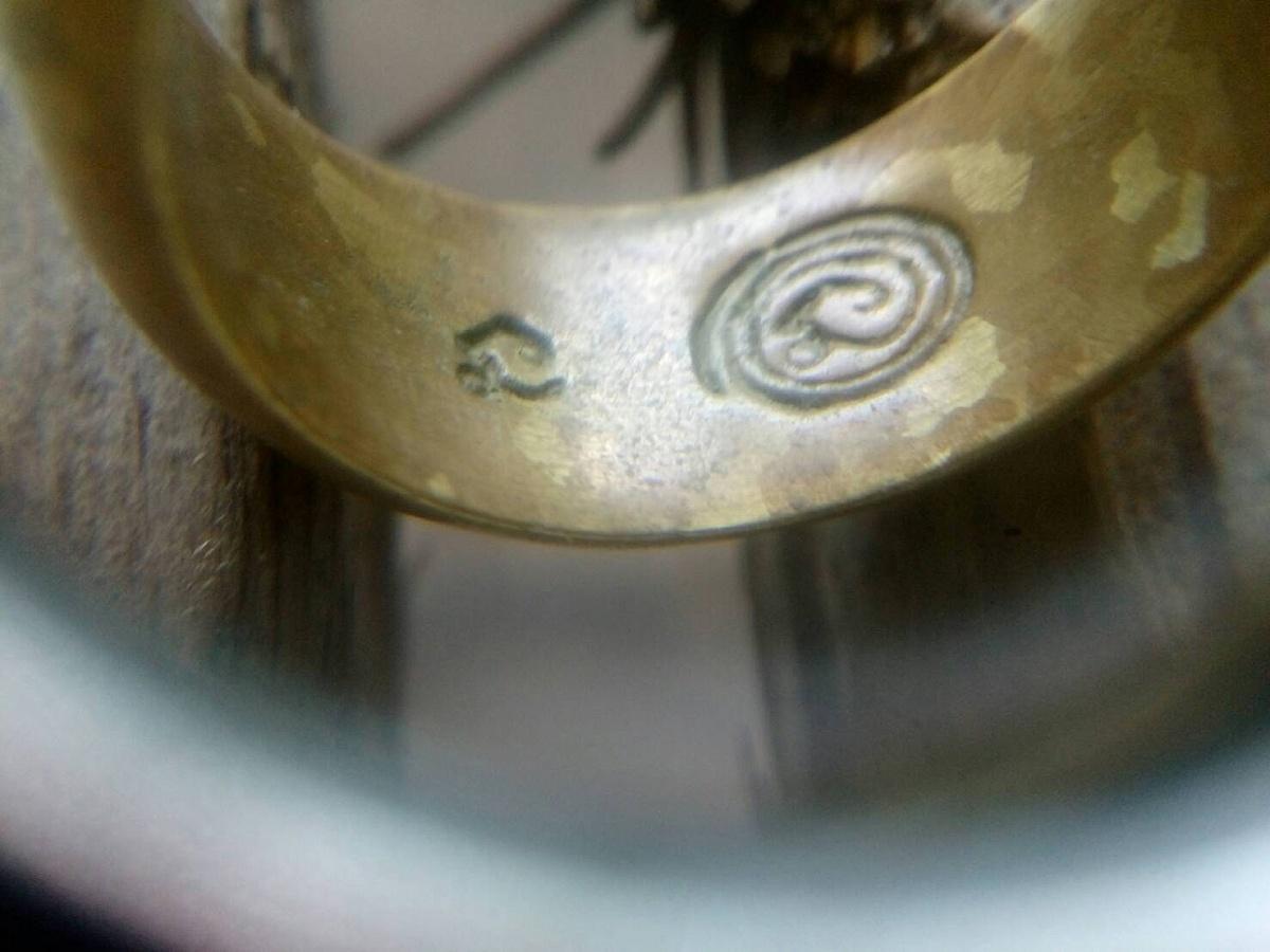 แหวนปลอกมีดหลวงปู่ดู่ปี32