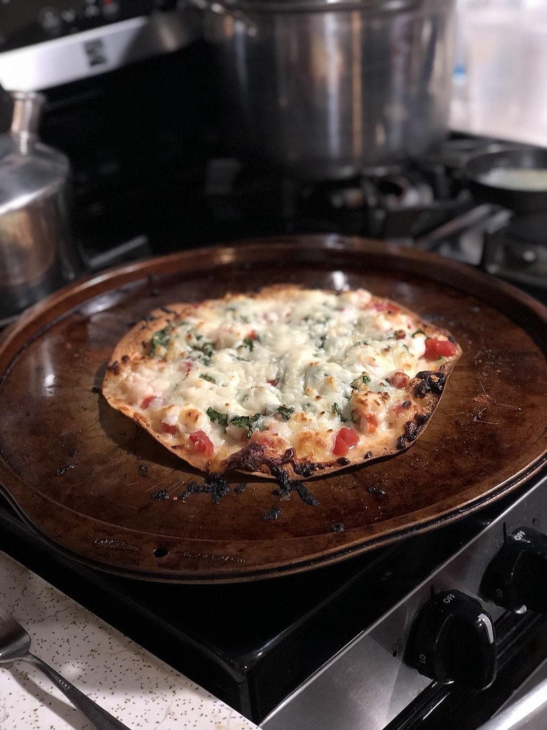 Lobster Pizza/พิซซ่ากุ้งมังกร
