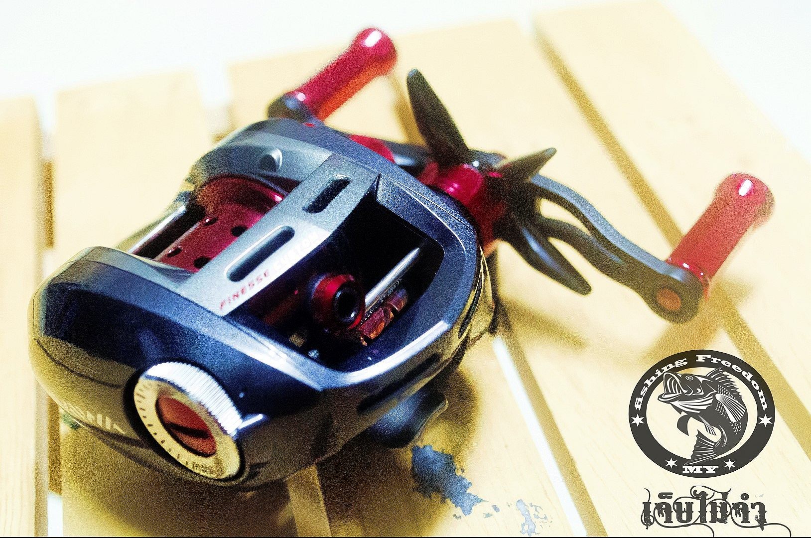 Daiwa Finesse Custom 105HL
