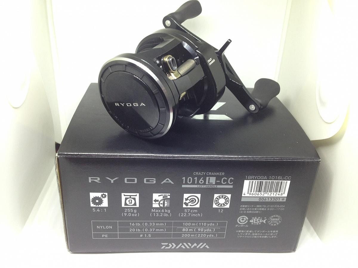 DAIWA RYOGA 1016L-CC  2018 Model