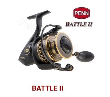 Penn Battle ll 6000