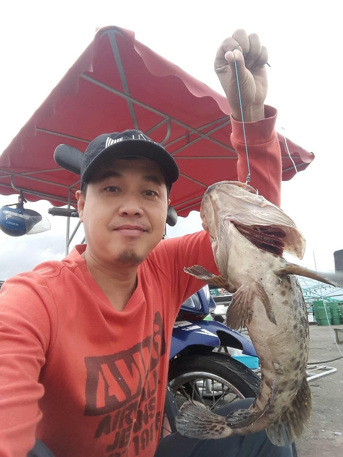 หาปลาแกงสะพานจอดเรือ