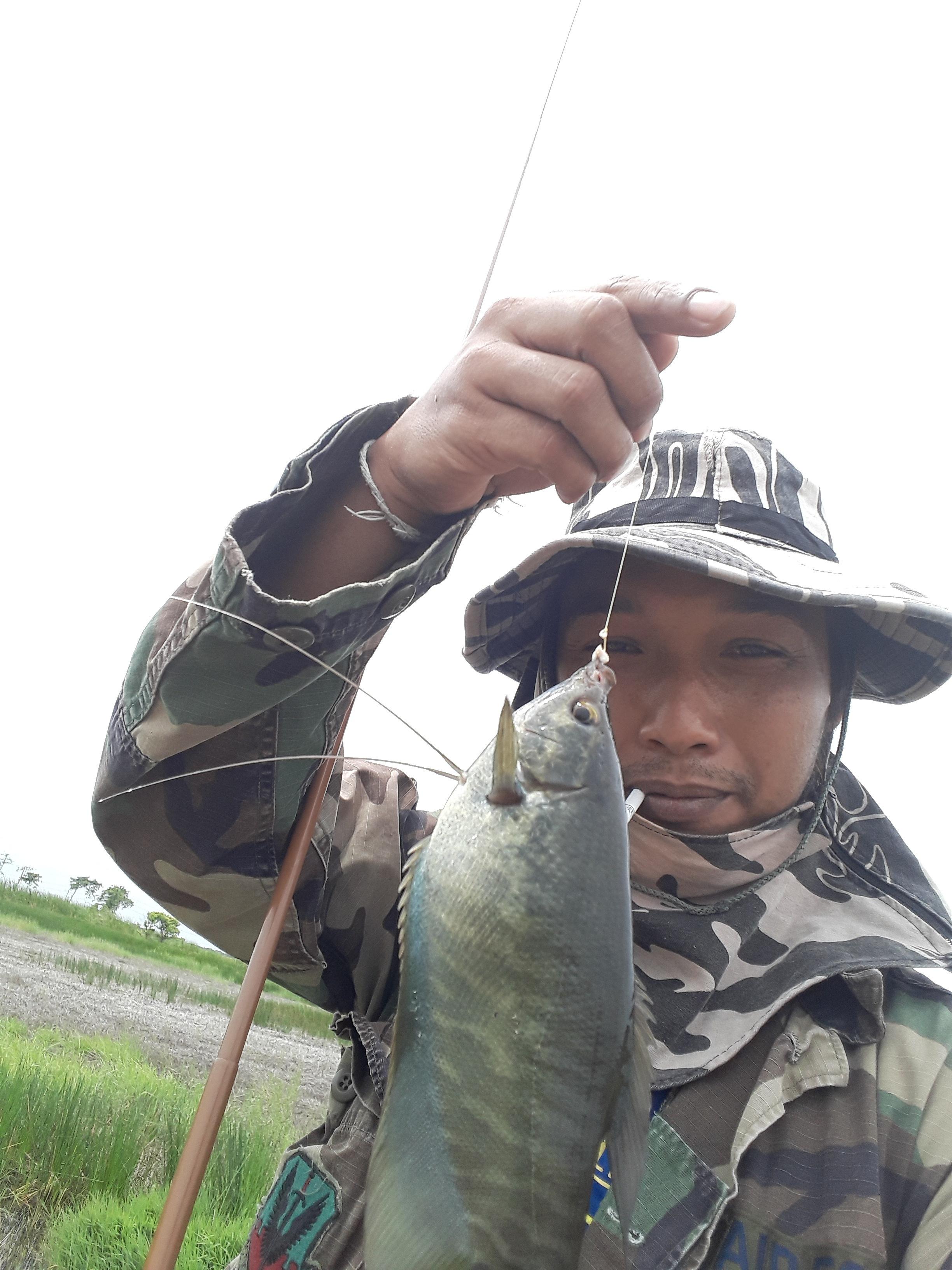 สลิด Fishing ตกยากแต่ก็ไม่ยาก เอ๊ะยังไง