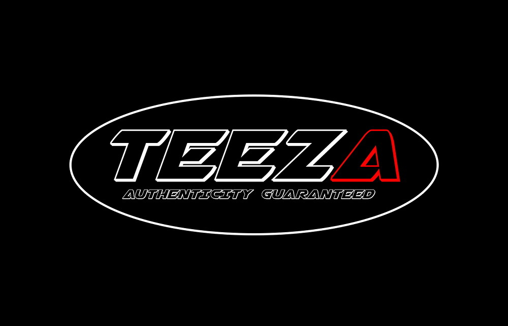 ***  TEEZA  ***  Show  !!  FROG  PRODUCTS  (  BLUE  )  Made  in  Japan  !!