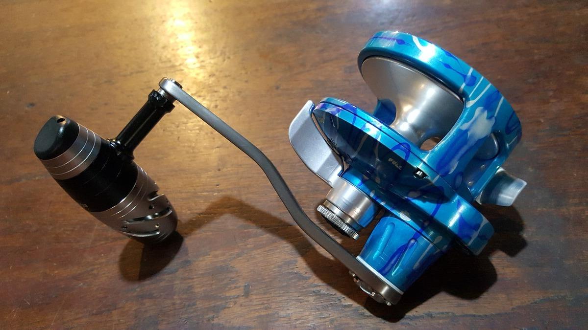 Accurate VALIANT 600NN กับแขน TITANIUM หนา 5mm ยาว 125mm