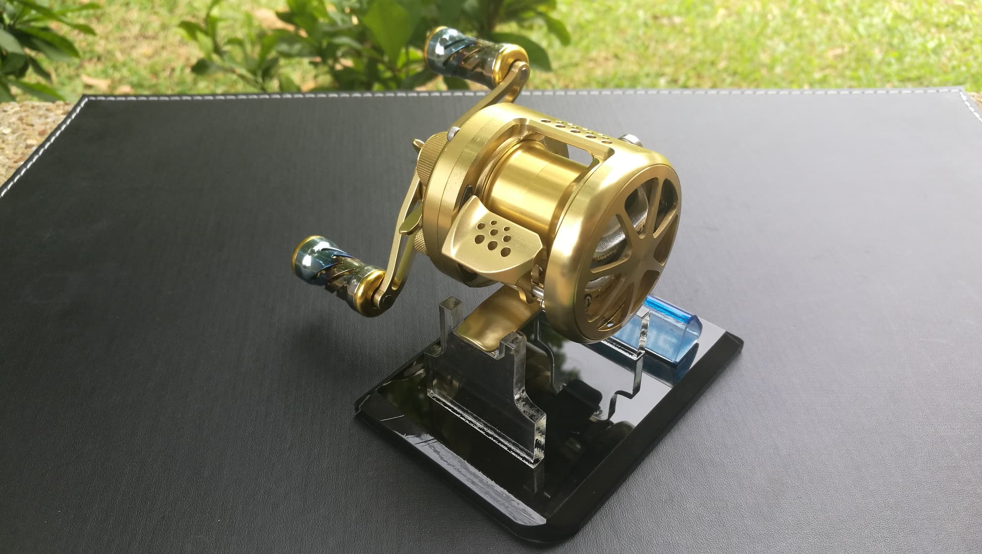 Shimano Conquest 51S - Avail CNQ5014TR with full custom set