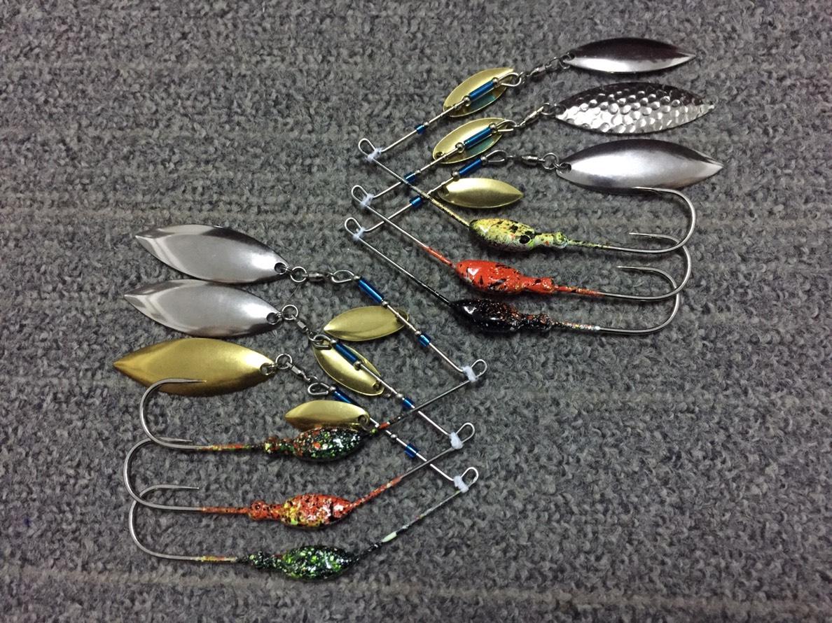 ++ SpinnerBait งานปลาช่อน ++