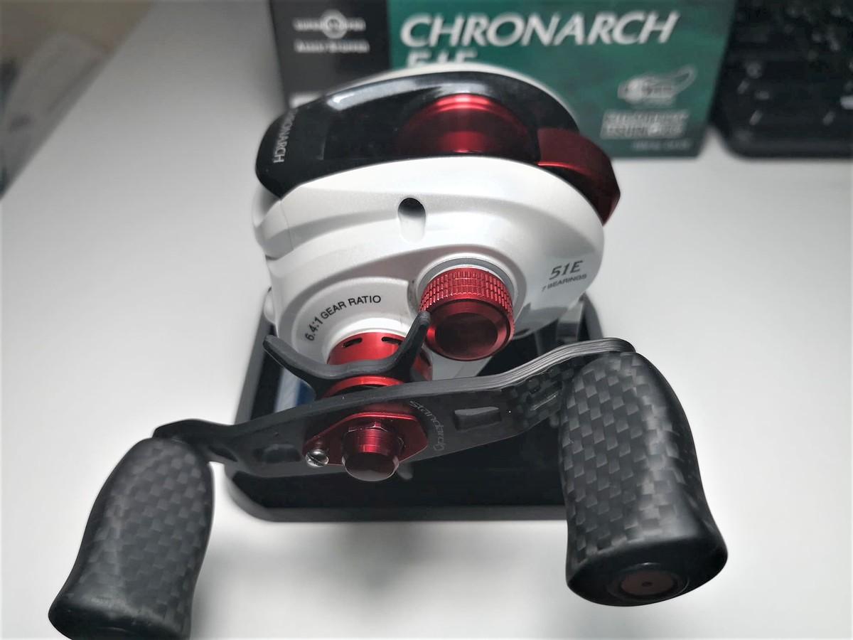 Shimano Chronarch 51E Full Custom