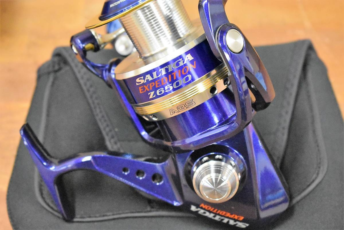 มาชมกันคับDaiwa Saltiga Expedition Z6500 *Original '2001 **New in box 100%**