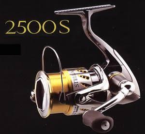รอกShimano เบอร์2500S ที่ญี่ปุ่นเค้าใช้งานตกปลาแนวไหนครับ