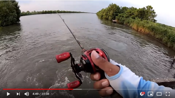 อยากทราบว่าน้าๆนักตกปลาติดกล้องกับตัวตรงบริเวณไหนได้มุมกล้องสวยสุด