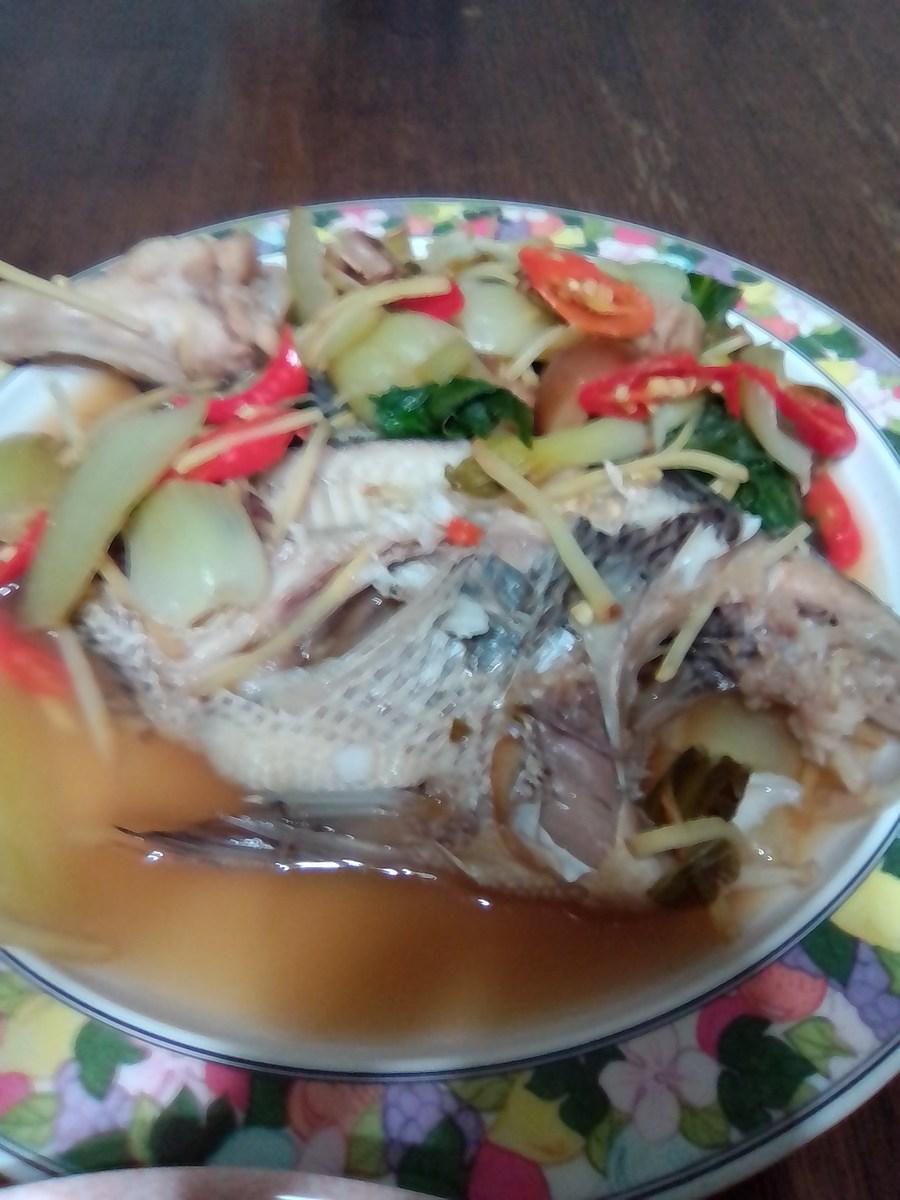 ต้มปลา...........